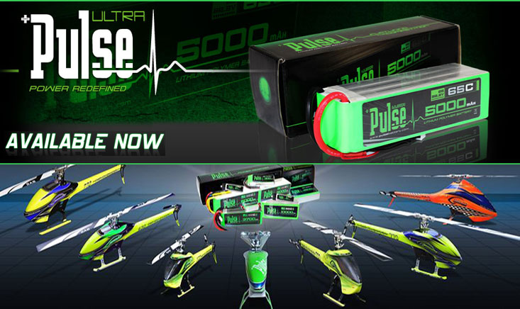 Pulse Ultra Batteries