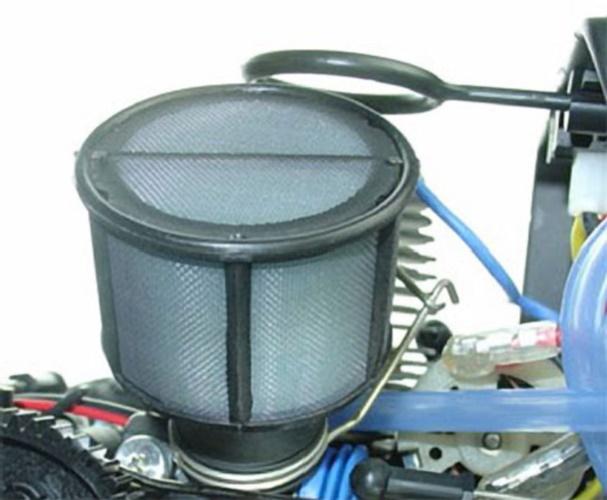 Motor Saver Jtst Filters Air Filter 16mm Traxxas Jato 2 5
